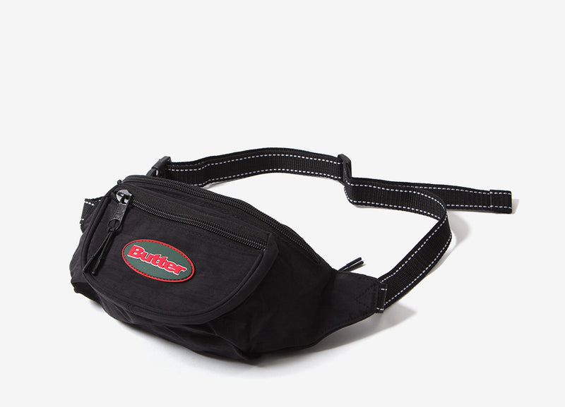 Butter Goods Trail Hip Pack Bag - Black