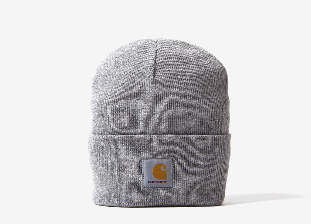 Carhartt Acrylic Watch Hat - Grey Heather
