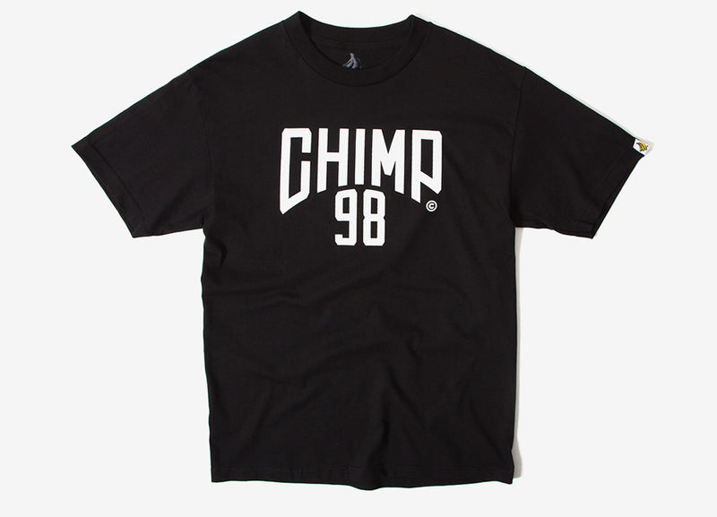 Chimp NYC T Shirt - Black