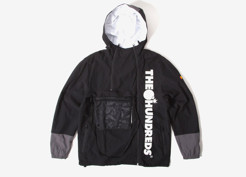 The Hundreds Terrain Jacket - Black