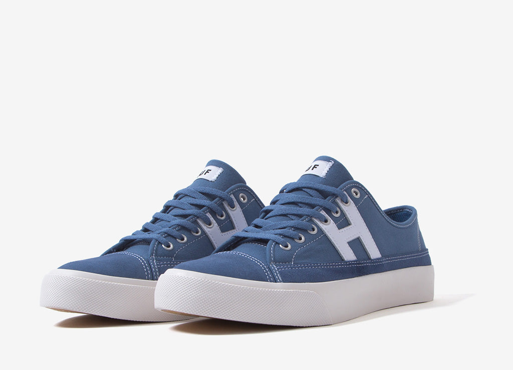 HUF Hupper 2 Lo Shoes - Blue Night