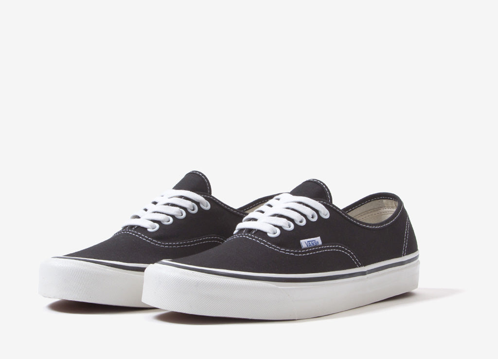 b4359222d9 Vans Authentic 44 DX  Anaheim Factory  Shoes - Black
