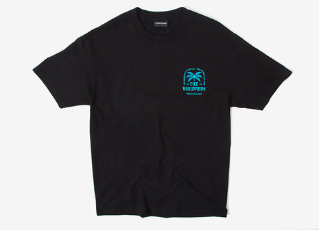 The Hundreds LA CA Lifestyle T Shirt  - Black