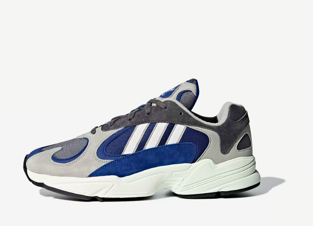 adidas Originals Yung 1 - Sesame/Green/White