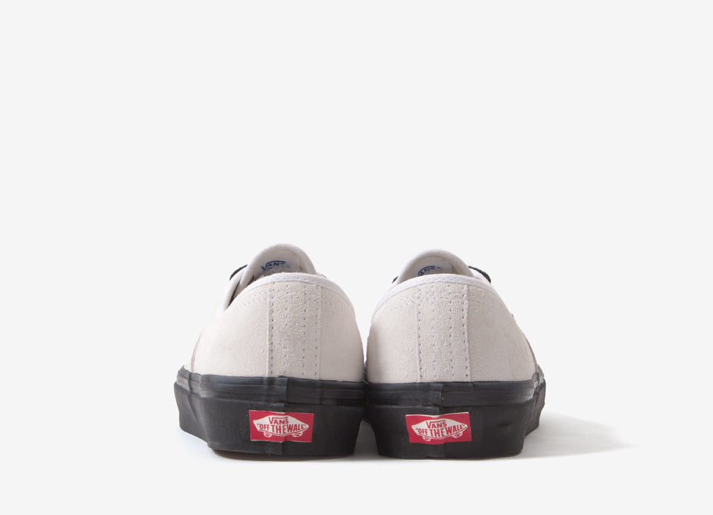 Vans Authentic 44 DX 'Anaheim Factory' (Suede) Shoes - OG White