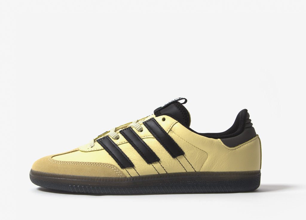 adidas Originals Samba OG MS Shoes - Easy Yellow Core Black Footwear White 4c5a701b0