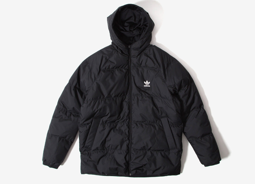 327fd6f8a adidas Originals SST Reversible Down Jacket - Black