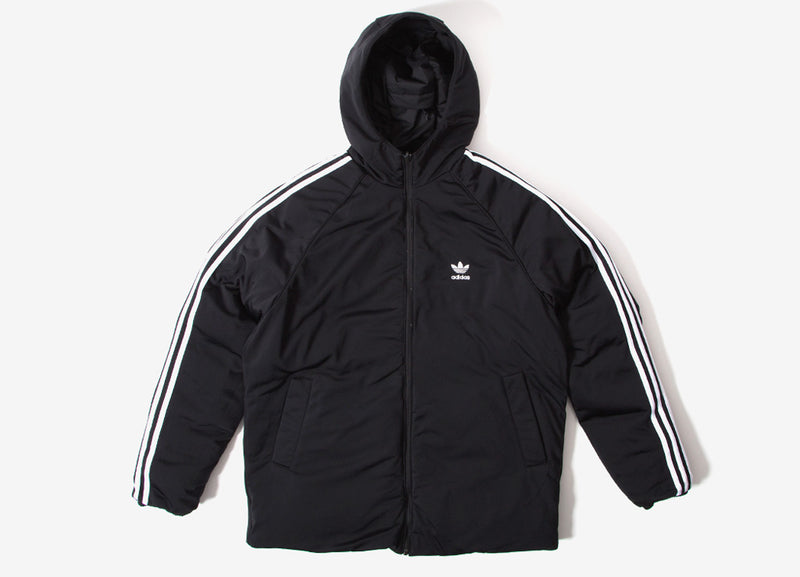 adidas Originals SST Reversible Down Jacket - Black