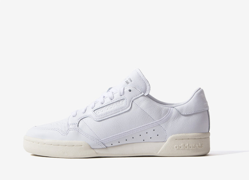 adidas Originals Continental 80 Shoes - Footwear White/Off White