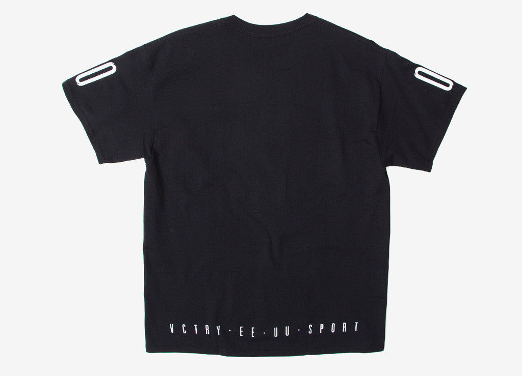 10Deep End Line T Shirt - Black