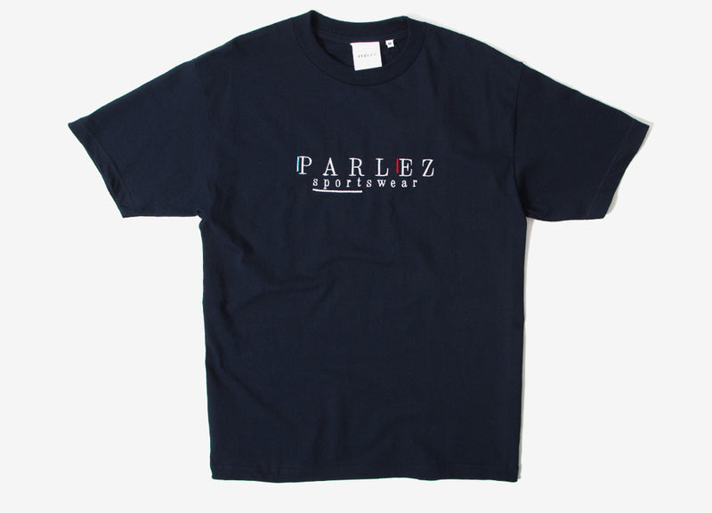 Parlez Wear T Shirt - Navy