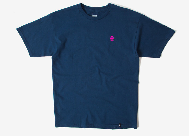 HUF x Mark Bode Style T Shirt - Harbour Blue