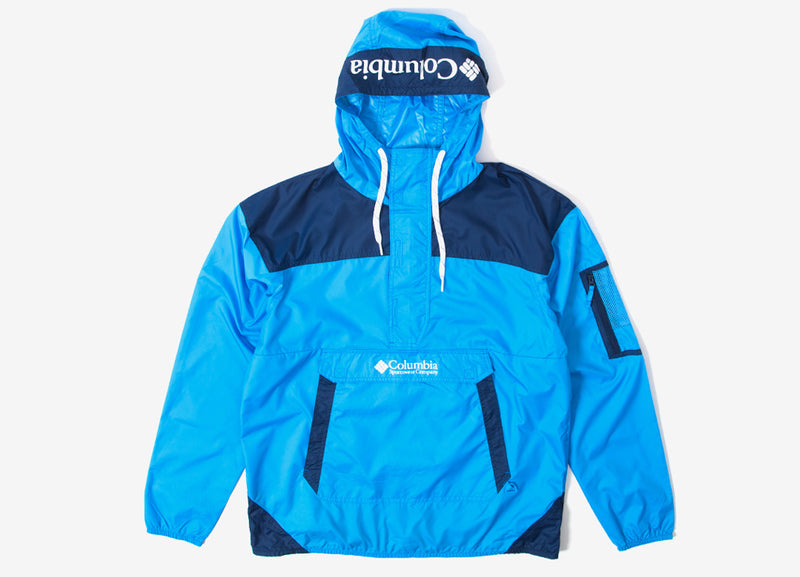 Columbia Challenger Windbreaker Jacket - Yacht Carbon