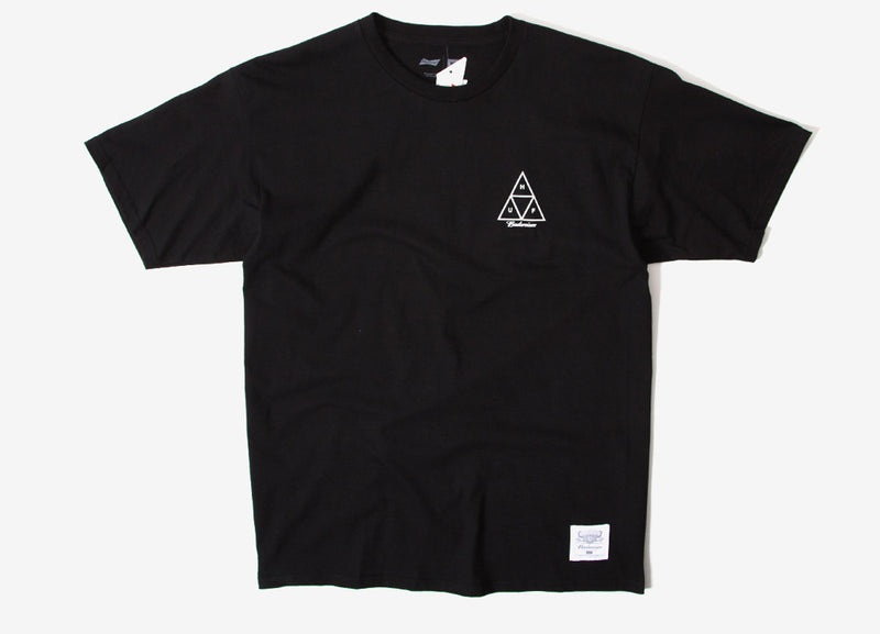 HUF x Budweiser Cheers T Shirt - Black