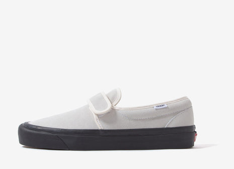 Vans Slip-On 47 V DX 'Anaheim Factory' Shoes - OG White
