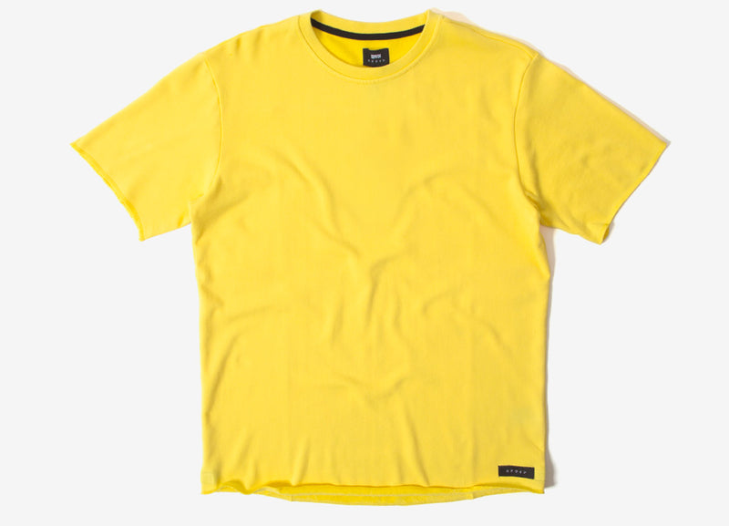Edwin Terry TS T Shirt - Aspen Gold Garment Washed