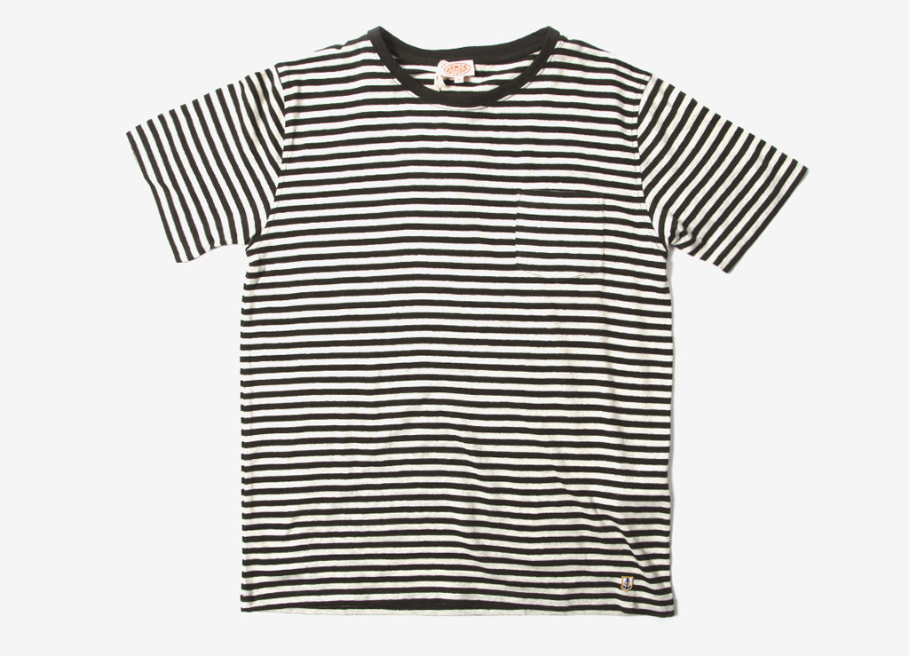 a631b41a Armor Lux 76023 Stripe Pocket T Shirt | Armor Lux T Shirts | The ...