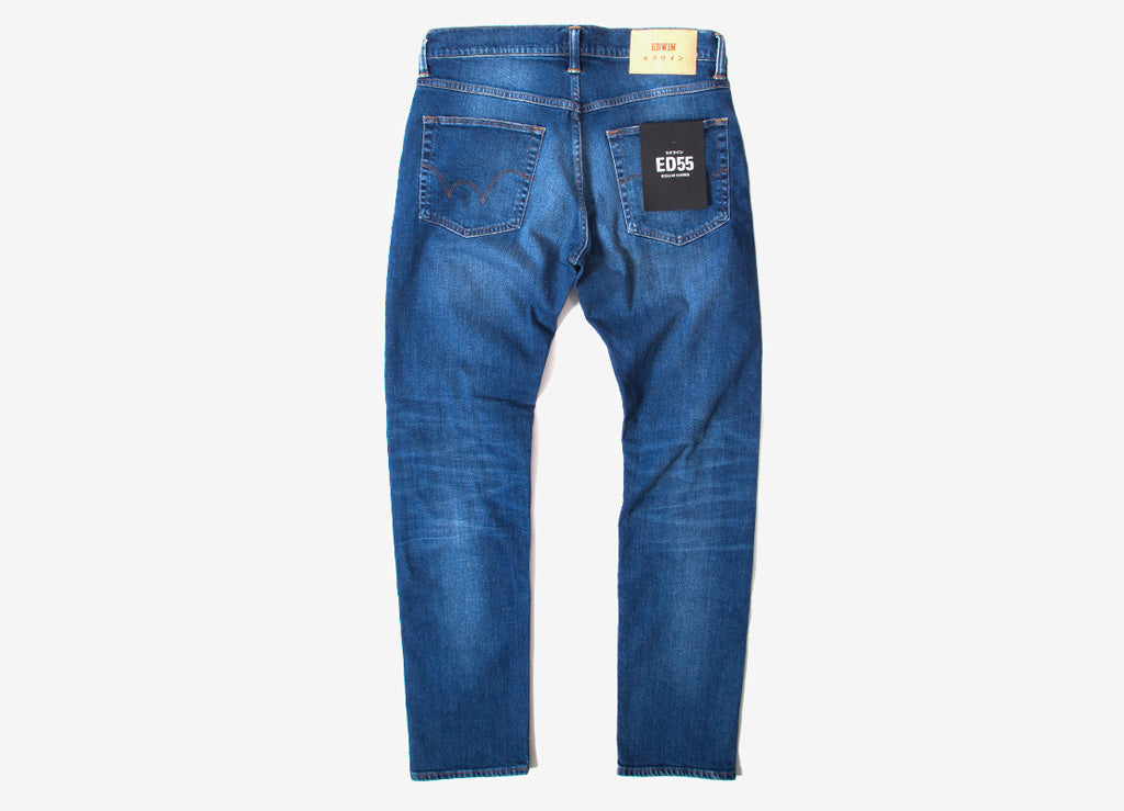 Cs Denim Blue 55 Regular Edwin Power Ed Jeans Tapered 6O0IIq