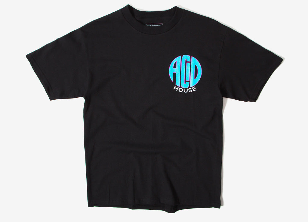 Pleasures Acid House T Shirt - Black