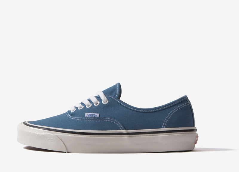 Vans Authentic 44 DX 'Anaheim Factory' Shoes - OG Navy