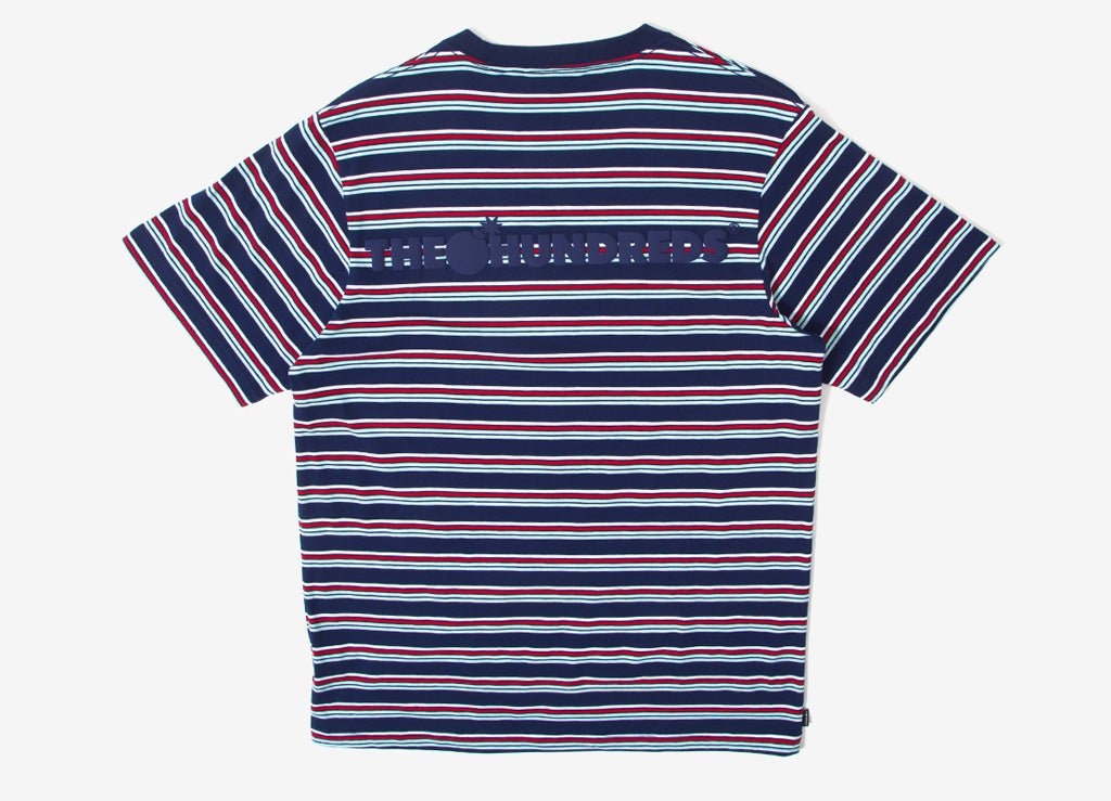 The Hundreds Vince T Shirt - Navy