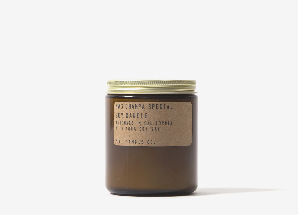 P.F. Candle Co. Nag Champa Special Soy Candle - 7.2o/z