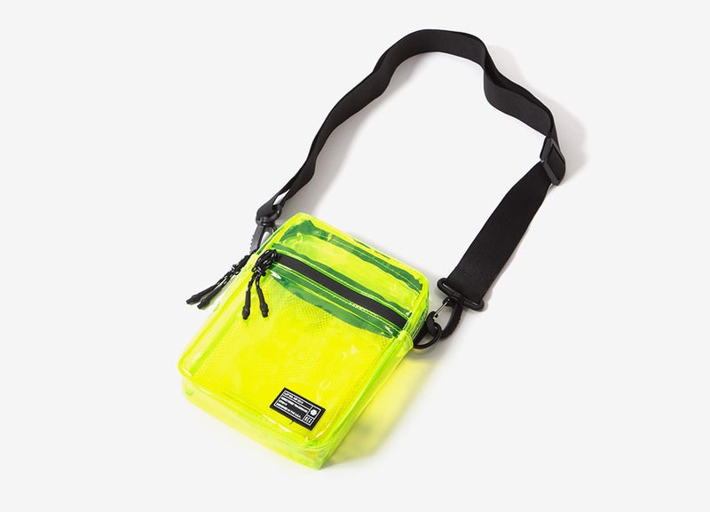 HEX Cross Body Pouch - Yellow