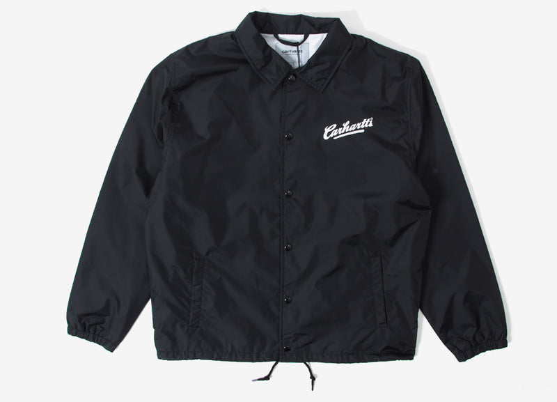 Carhartt Carhartts Coach Jacket - Black/White