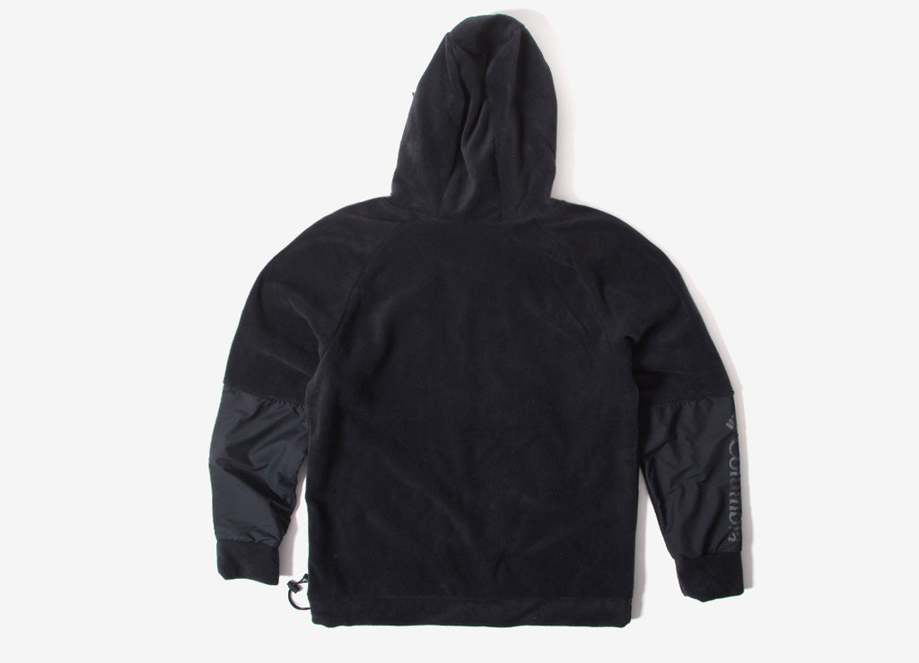 Columbia CSC Fleece Pullover Hoody - Black