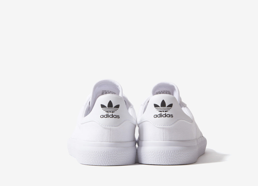 adidas Originals 3MC Shoes - Footwear White/Footwear White/Gold Met