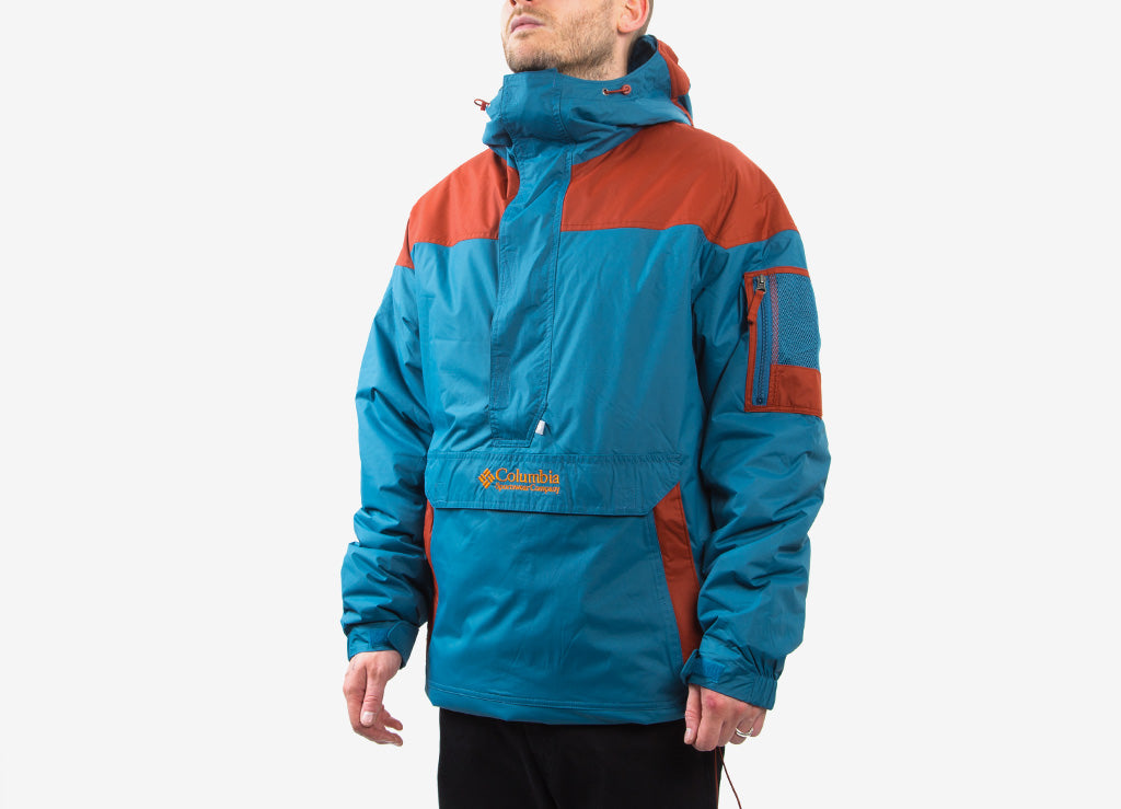 Columbia Challenger Pullover Jacket - Blue Heron