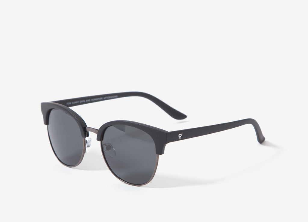 CHPO Vista Sunglasses - Black