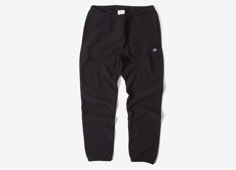 Champion Reverse Weave Sweatpants - Black