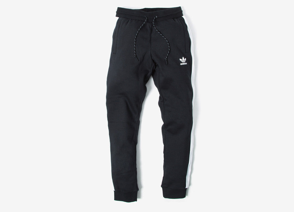 adidas Originals Berlin EQT Sport Cuffed Track Pants - Black
