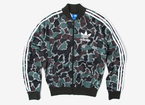 adidas Originals SST Track Jacket - Camo