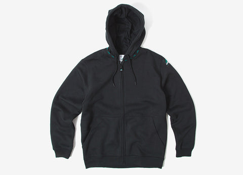 adidas Originals EQT Zip Hoody - Black