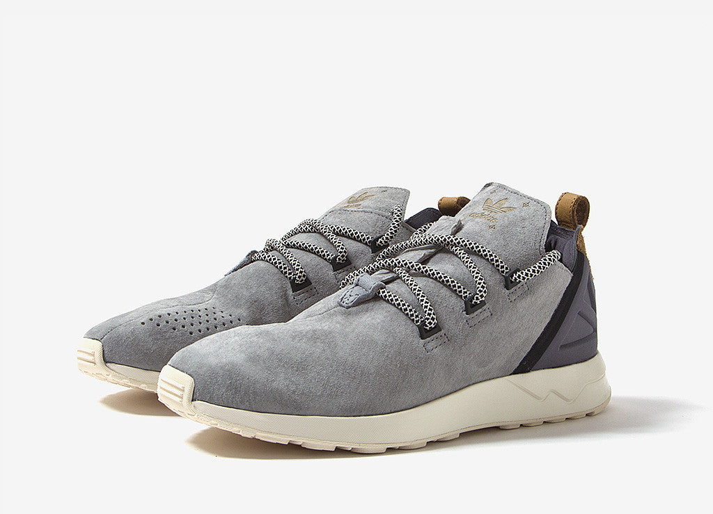 adidas Originals ZX ADV X Shoes - Light Onix/Craft Khaki