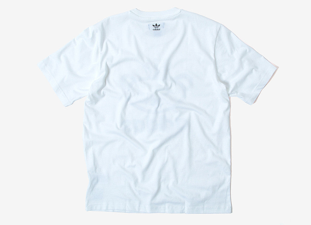 adidas Originals x NIGO Artist Bear T-Shirt - White
