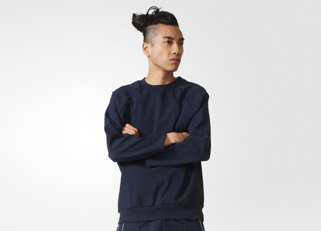 adidas Originals NMD Crew Sweatshirt - Legend Ink
