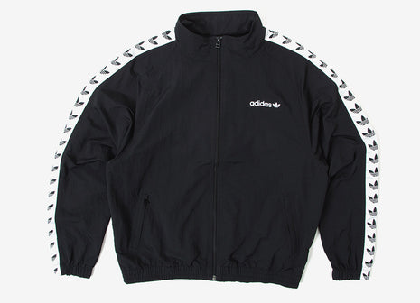 adidas Originals TNT Trefoil Windbreaker - Black/White