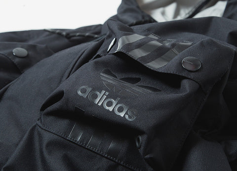 adidas Originals Utility Parka - Black