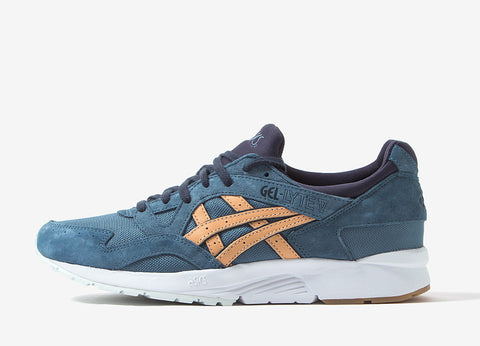ASICS Gel Lyte V 'Veg Tan' Shoes - Blue Mirage/Sand