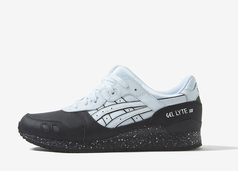 ASICS Gel Light III 'Oreo' Shoes - White/White