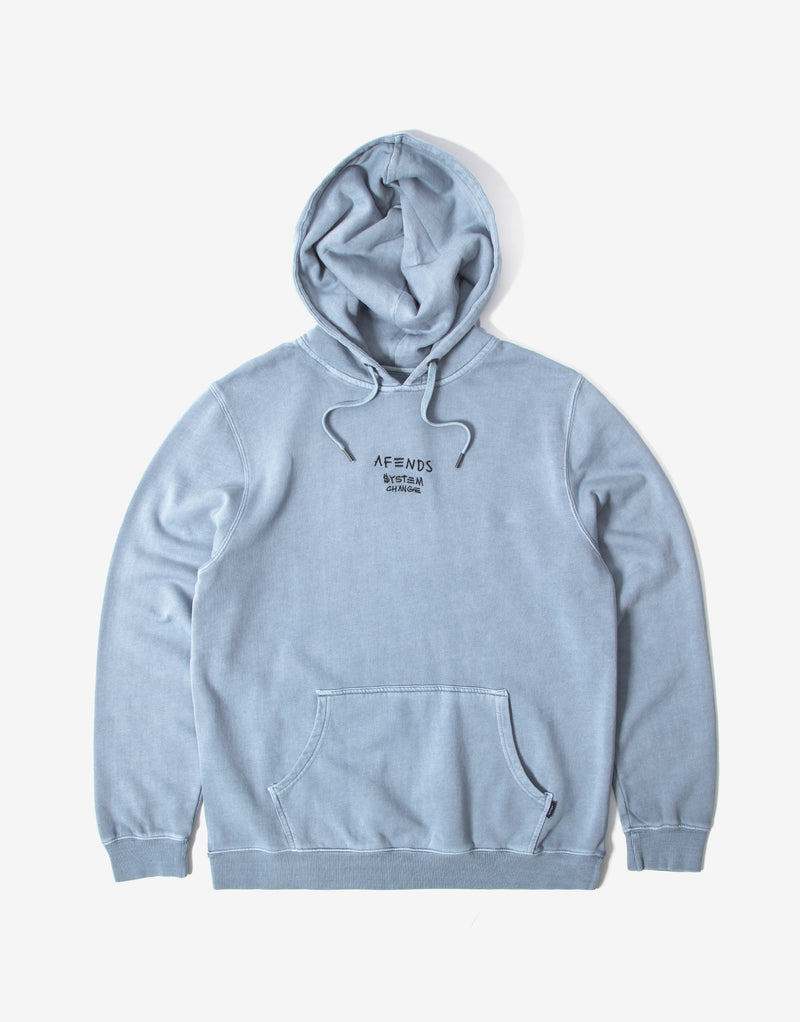 Afends Fight Hoody - Abyss
