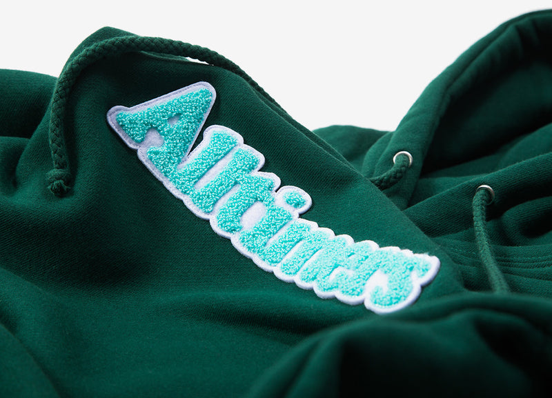Alltimers Broadway Hoody - Dark Green