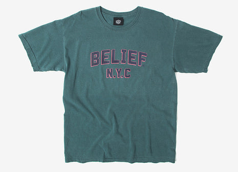 Belief College T Shirt - Spruce