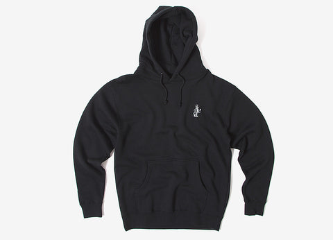 Born X Raised Snooty Fox Pullover Hoody - Black