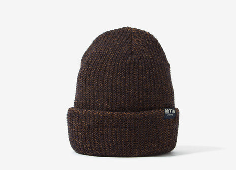 Brixton Redmond Beanie - Navy/Copper