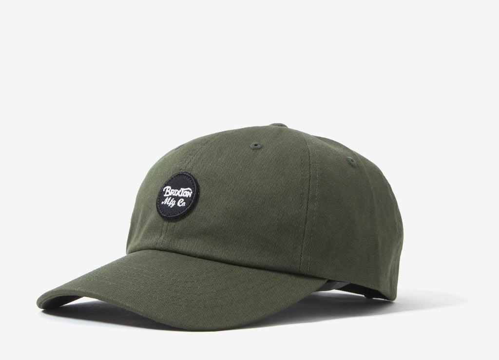 76fe208cfb746 where can i buy brixton supply camo snapback hat green 8ce6c 8b422  good  brixton wheeler 6 panel cap olive 056dd 7e508