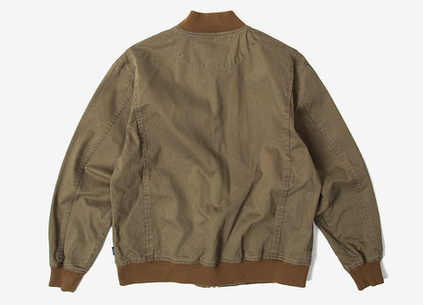 Brixton Sauder Jacket - Light Olive